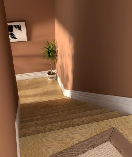 stair interior